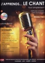 Bertoli Isabelle - J'apprends Le Chant Tout Simplement + Cd