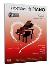 Astie C. - Faites Du Piano Tout Simplement Vol.1-a + Cd