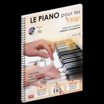 Astie C.- Le Piano Pour Les 9-15 Ans Vol.2 + Cd