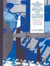 Latarski Don - Arpeggios For Guitar - Guitar