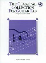 Classical Collection + Cd - Guitar Tab