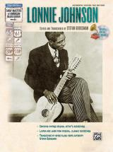 Grossman Stefan - Lonnie Johnson + Cd - Guitar Tab