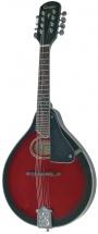 Tenson Mandoline Folk Tenson A-1 Ovale Black Cherry