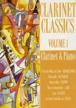 Clarinet Classics Vol.1 - Clarinette, Piano
