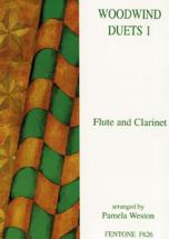 Woodwind Duets 1 - Flute, Clarinette