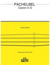 Pachelbel J. - Canon In D - Quatuor Cordes