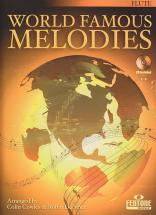 World Famous Melodies - Flute + Cd