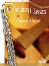 Timeless Classics + Cd - Flute, Guitare