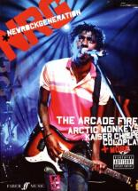 New Rock Generation - The Arcade Fire, Arctic Monkeys, Kaiser Chiefs, Coldplay + More - Guitar Tab