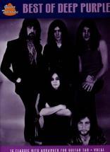 Deep Purple - Best Of Guitar Tab