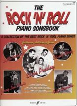 Rock 'n' Roll Piano Songbook Pvg