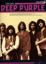 Deep Purple Authentic Playalong Drums + Cd