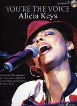 Keys Alicia - You're The Voice Pvg + Cd