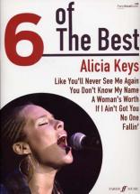 Keys Alicia 6 Of The Best Pvg