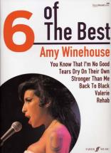 Winehouse Amy 6 Of The Best Pvg
