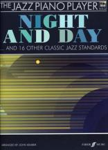 Jazz Piano Player Night And Day + Cd