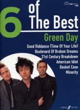 Green Day - 6 Of The Best - Guitar Tab