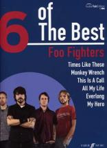 Foo Fighters - 6 Of The Best - Guitare Tab