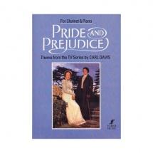 Davis Carl - Pride and Prejudice Theme - Clarinet And Piano