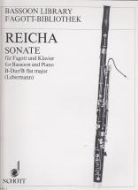 Reicha Sonate Für Fagott Und Klavier, B-dur
