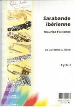 Faillenot M.  -  Sarabande Ibrienne