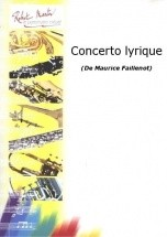 Faillenot M. - Concerto Lyrique