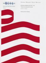 Waller Thomas Fats - Performances In Transcription