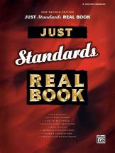 Just Standards Real Book - Bb Instruments And Piano