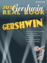 Gershwin George - Just Gershwin Real Book - Pvg