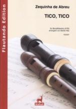 Zequinha De Abreu - Tico, Tico - 3 Flutes A Bec (atb)
