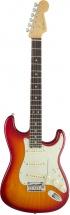 Fender American Elite Stratocaster Mn Aged Cherry Burst + Etui