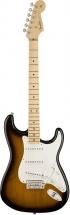 Fender American Original 50s Stratocaster Mn 2 Tons Sunburst