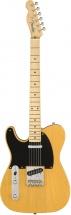 Fender American Original 50s Telecaster Left-hand Mn Butterscotch Blond