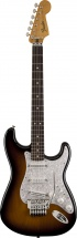 Fender Mexican Artist Stratocaster Dave Murray Hhh Rw Sunburst + Housse