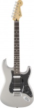 Fender Mexican Standard Stratocaster Hsh Pf Ghost Silver