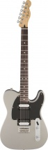 Fender Mexican Standard Telecaster Hh Pf Ghost Silver