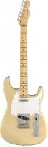 Fender Whiteguard Stratocaster Mn Vintage Blond
