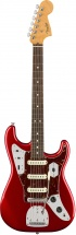 Fender Jaguar Stratocaster Rw Candy Apple Red