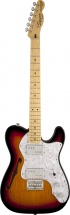 Squier By Fender Vintage Modified 72 Thinline Sunburst