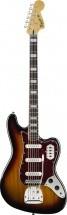 Squier By Fender Bass Vi Vintage Modified Series  3-couleurs Sunburst