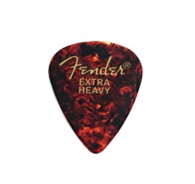 Fender Forme 351 Extra Dur Ecaille
