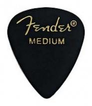 Fender Forme 351 Fin Noir