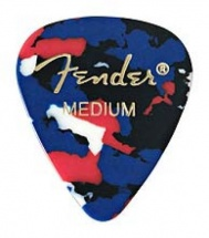 Fender Forme 351 Fin Confetti