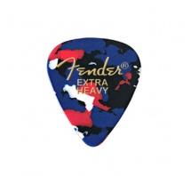 Fender Forme 351 Extra Dur Confetti