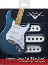 Fender Micro Custom Shop Stratocaster Pickups Fat 50 Strat (3)
