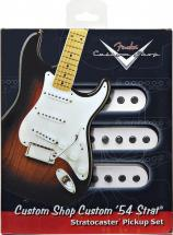 Fender Micro Custom Shop Stratocaster Pickups Custom 54 Strat (3)