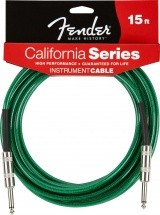 Fender California Series Instrument Cable 3m Vert
