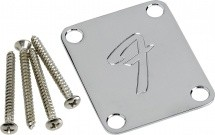 Fender 099-1448-100 Neck Plate Chrome