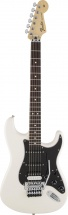 Fender Mexican Standard Stratocaster Hss Floyd Rose Pf Olympic White