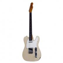 Fender Custom Shop Telecaster Postmodern Journeyman Aged White Blonde Palissandre + Etui